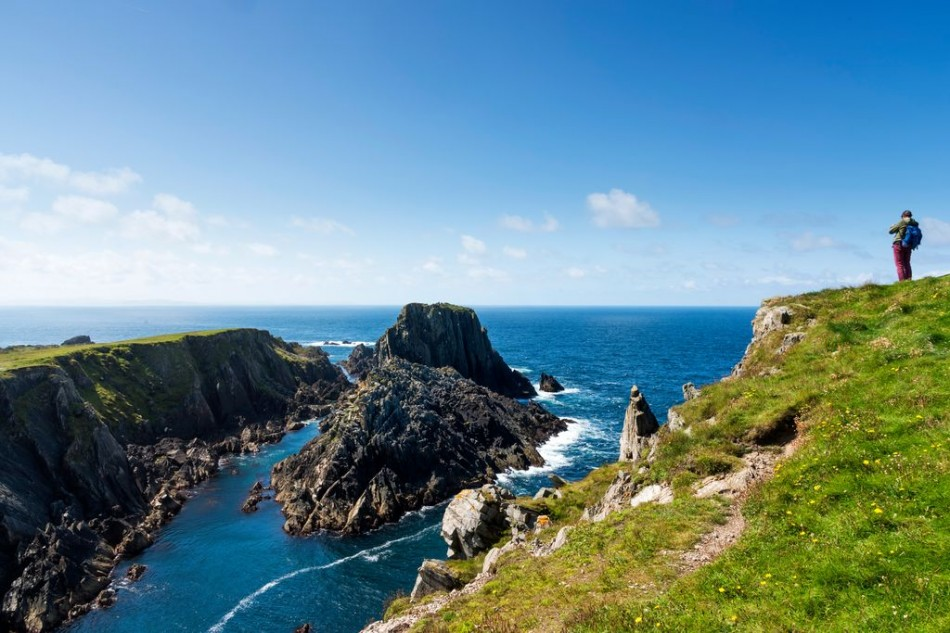Cionn Mhálanna / Malin Head - the most northerly point of the island of Ireland and convenient for touring from Árasáin Bhalor - 4 Star Self Catering Apartments & House, Falcarragh, County Donegal, Ireland